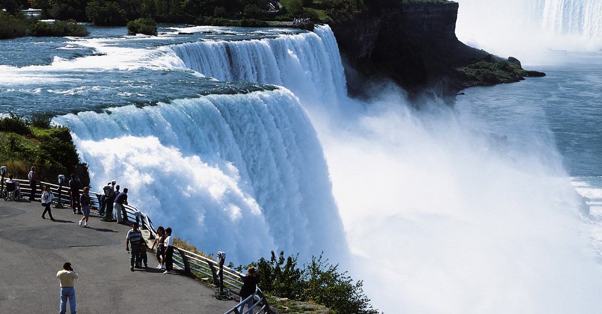 NIAGARA FALLS: Directions on how to film there