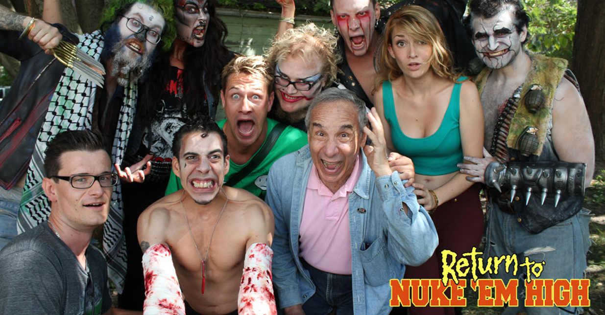 BUFFALO DREAMS FANTASTIC FILM FESTIVAL RETURNS TO NUKE EM HIGH AGAIN