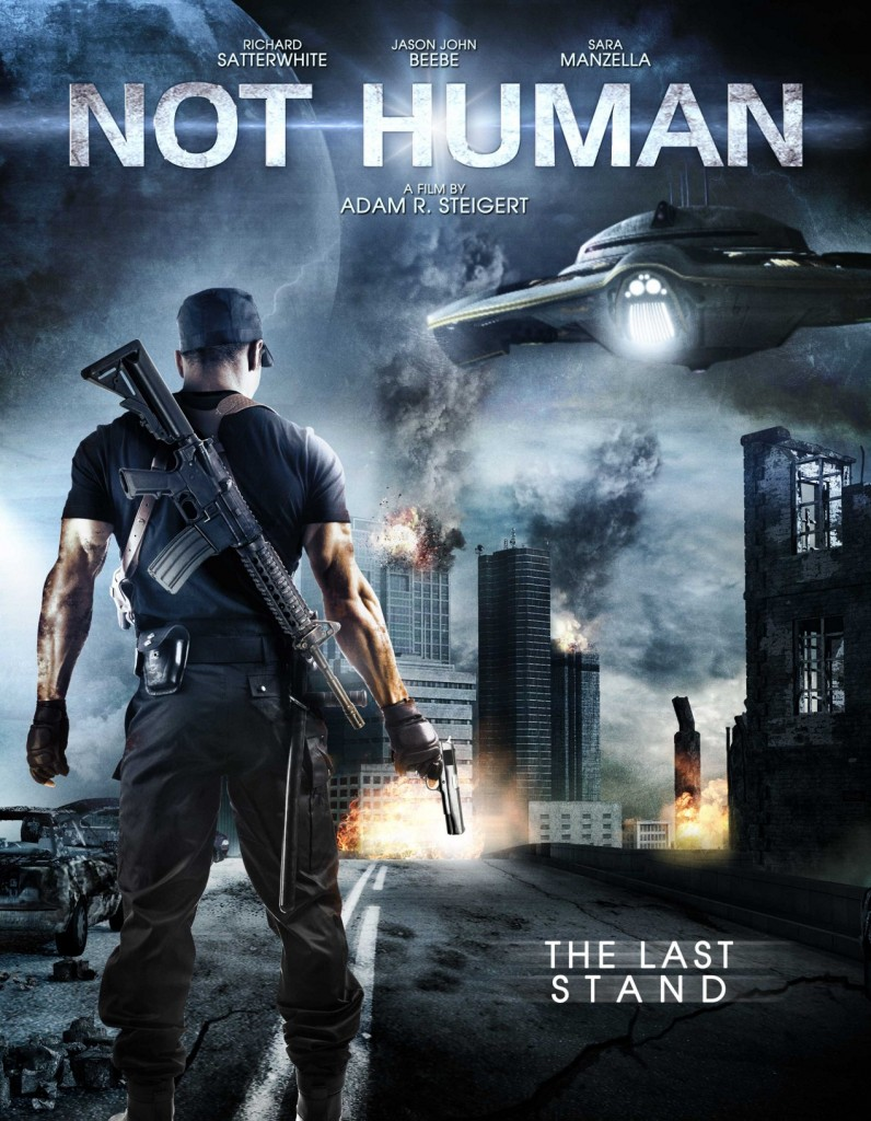 Not-Human Poster
