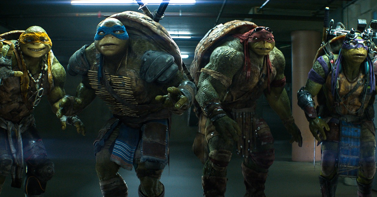 Teenage Mutant Ninja Turtles 2003 TV series  Wikipedia