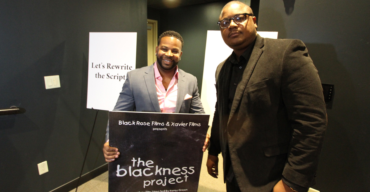 THE BLACKNESS PROJECT: Screening This Saturday at 5pm