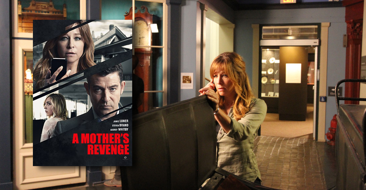 """A MOTHER'S REVENGE"" : Filmed entirely in W.N.Y. airing now on Lifetime Movie Network"
