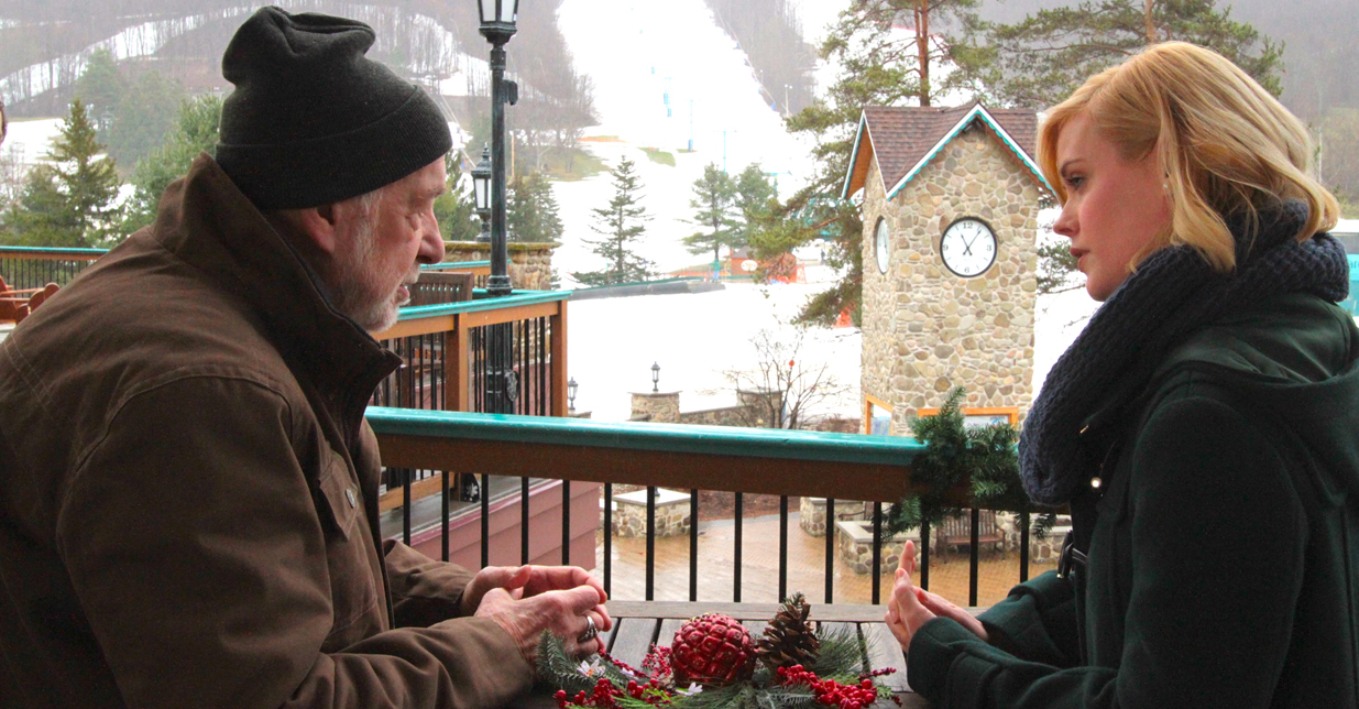 A Christmas In Vermont.Fred Olen Ray S A Christmas In Vermont Airing Now On Ion