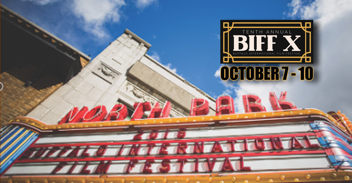 Buffalo International Film Festival Returns October 7 – 10