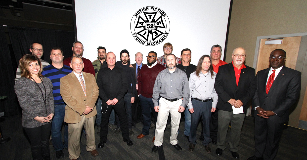 IATSE 52 INCREASES LOCAL CREW BASE