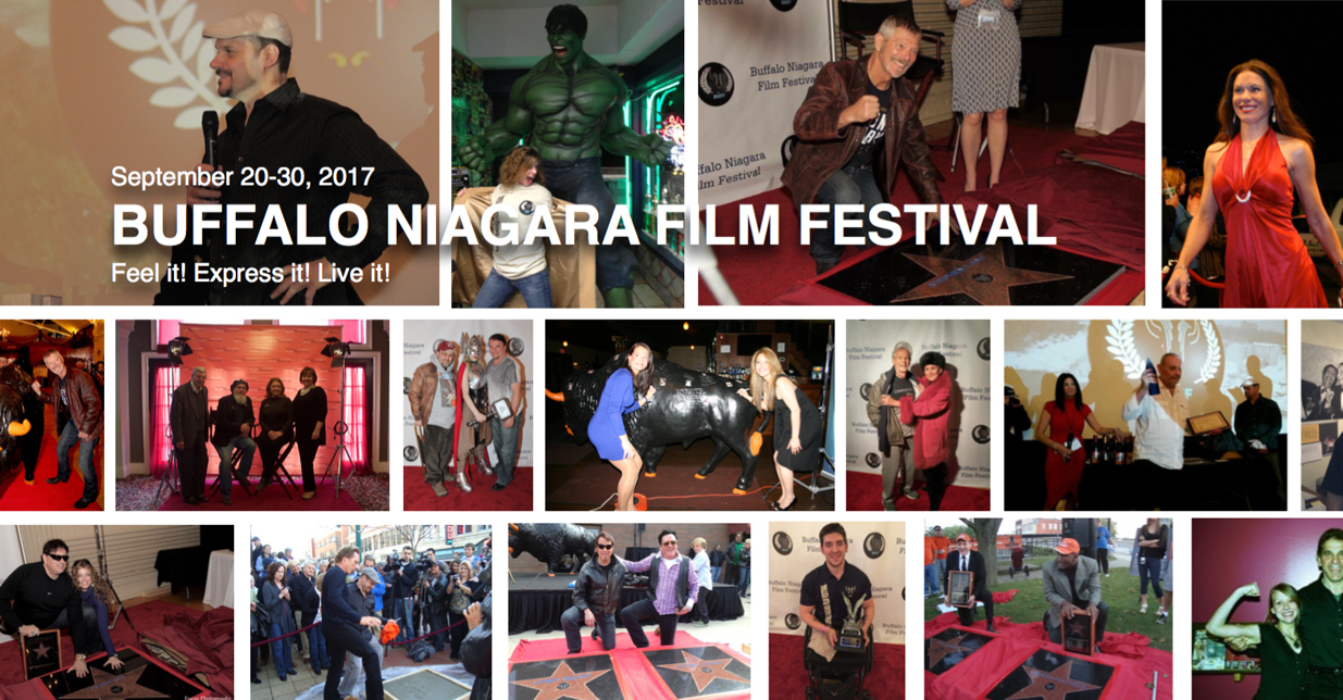 Buffalo Niagara Film Festival:  Submission Deadlines Announced