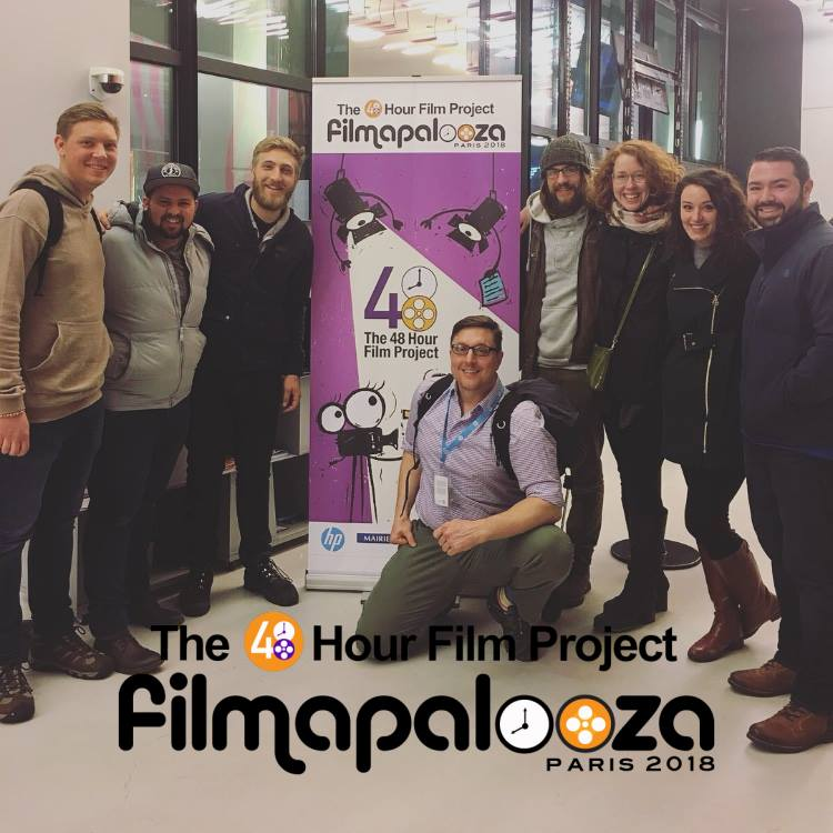 "BUFFALO WINS BIG IN PARIS AT 48 HOUR FILM PROJECT'S ""FILMAPALOOZA"""