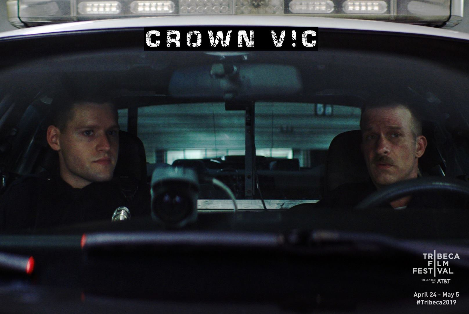 CROWN VIC: Shot in Buffalo. Debuts at Tribeca
