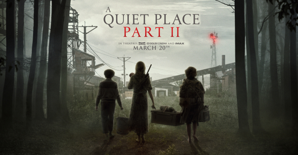 FILMED IN WNY – A Quiet Place Part II NEW RELEASE DATE 9/24