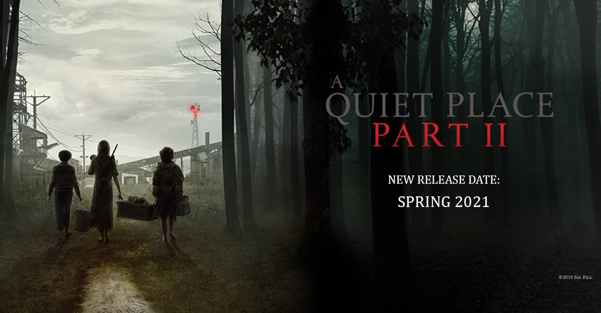 FILMED IN WNY – A Quiet Place Part II to now be released on Memorial Day
